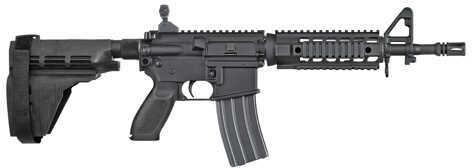 "Sig Sauer PM400 5.56 NATO 11.5"" Barrel 10 Round Black Quad Rail Semi Automatic Pistol PM400-11B-S"