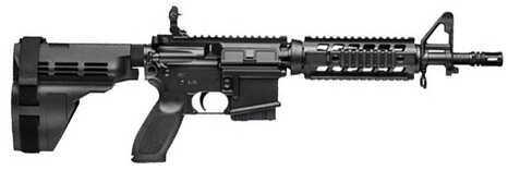 "Sig Sauer PM400 223 Remington /5.56 Nato 11"" Barrel 10 Round Stabilizing Brace Black Semi Automatic Pistol PM40011BSPSB"