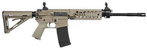 "Sig Sauer 516 Patrol 223 Remington/5.56 NATO 16"" Barrel 30 Round Flat Dark Earth Magpul Stock Semi Automatic Rifle R516G2-16B-P-Flat Dark Earth"
