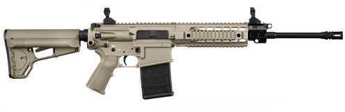 "Sig Sauer 716 308 Winchester 16"" Barrel 20 Round Patrol Flat Dark Earth Stock Quad Rail Semi Automatic Rifle R71616BPFlat Dark Earth"