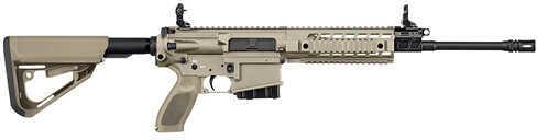 "Sig Sauer 716 Patrol 308 Winchester /7.62mm NATO 16"" Barrel 10 Round Flat Dark Earth Semi Automatic Rifle R71616BPFlat Dark Earth"