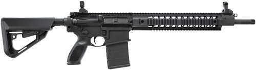 "Sig Sauer 716 3 Gun Heavy 7.62 NATO 18"" Barrel 20 Round Collapsible Black Semi Automatic Rifle R716H18B3GH"