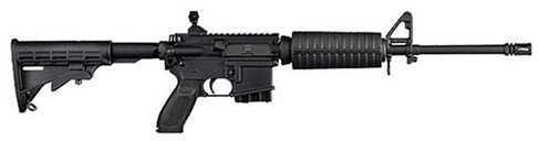 """Sig Sauer M400 5.56 NATO 16"""" Barrel 10 Round Cerakote Black Semi Automatic Rifle RM400-16B-CX"""
