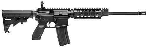 "Sig Sauer M400 SRP SWAT 5.56 NATO 16"" Barrel 30 Round Black Semi Automatic Rifle RM400-16B-S-SRP"