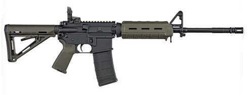 "Sig Sauer M400 Enhanced 223 Remington /5.56 Nato 16"" Barrel 30 Round Magpul MOE OD Green Semi Automatic Rifle RM40016BECODGX"