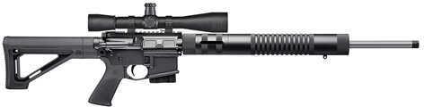 "Sig Sauer M400 Varminter 223 Remington /5.56 Nato 22"" Barrel 5 Round Black Synthetic Stock Semi Automatic Rifle RM400H22SSVA"