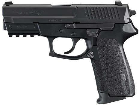 "Sig Sauer SP2022 40 S&W 3.9"" Barrel 10 Round Black MA Legal Semi Automatic Pistol SP2022M40B"