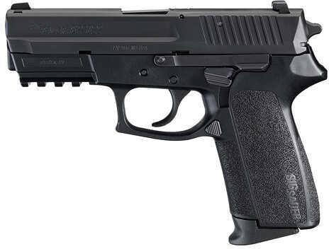 """Sig Sauer SP2022 40 S&W 3.9"""" Barrel 10 Round Black Semi Automatic Pistol   MA Legal      SP2022M40BSS"""