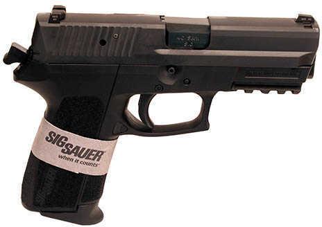 Sig Sauer P2022 Pistol TACPAC 40S&W 10 Round Black Polymer Frame SP2022M-40-BSS-TACPAC-L
