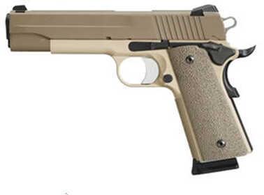 Pistol Sig Sauer 1911 45 ACP Desert Tan Cont Sight Ergo XT 191145DES