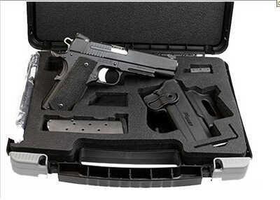 Sig Sauer 1911 45ACP 1913 Rail Holster Mag Pouch Laser Semi Automatic Pistol 1911R45TACPAC