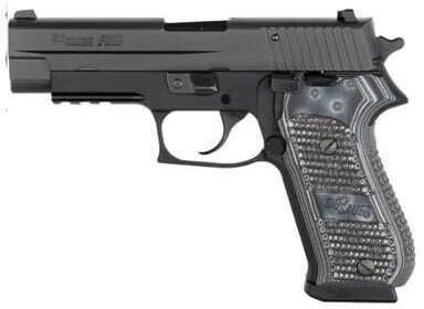 Sig Sauer P220 45 ACP Extreme Black Nitron Finish 8 Round Semi Automatic Pistol SRT 220R45XTMBLKGRY