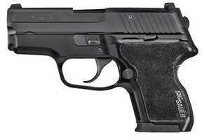 "Sig Sauer P224 40 S&W SAS Gen 2 3.5"" Barrel 10 Round Black Nitron E2 Grip Semi Automatic Pistol 22440SAS2B"