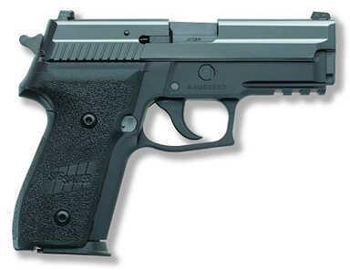 """Pistol Sig Sauer P229 9mm Luger 3.9"""" Black ACC Rail 10 Round 229R9BSS"""