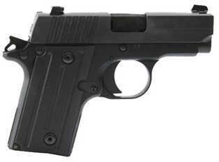 "Sig Sauer P238 380 ACP 2.7"" Barrel 6 Round Black Frame Semi Automatic Pistol    238380B"
