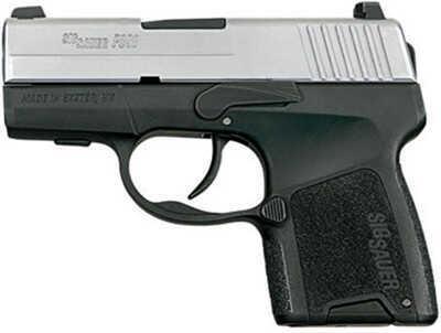 Sig Sauer P290 9mm Luger 2Tone Restrike 8Rd Pistol 290RS9TSS
