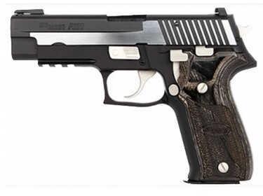 Pistol Sig Sauer P226 9mm Luger Equinox Rail Hi Cap E26R9EQ