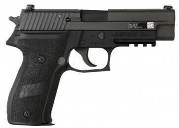 "Sig Sauer P226 9mm Luger 4.4"" Barrel 15 Round Black Nitron Anchor Engraving Semi Automatic Pistol MK25"