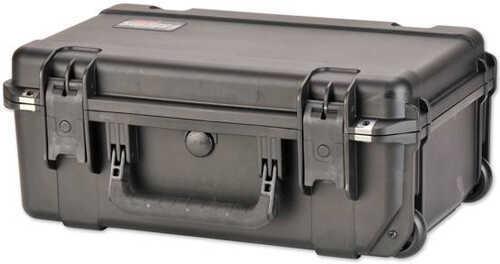 "SKB 3I Series Case Black 20X11X7"" W/Wheels 3I20117BE"