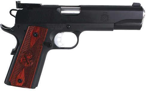 "Springfield Armory Springfield Range Officer 45 ACP 5"" Barrel 7 Round 2 Magazines Black Cocobolo Grips Semi Automatic Pistol PI9128LP"