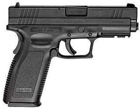 "Springfield Armory XD Essential Package 45 ACP 4"" Barrel 10 Round Black Semi Automatic Pistol XD9611"