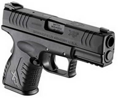 "Springfield Armory XDM 45 ACP 3.8"" Barrel Black Finish 10 Round Semi Automatic Pistol XDM93845CB"