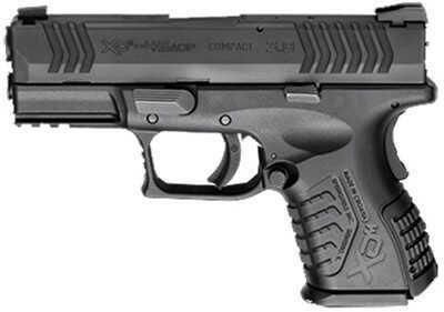 "Springfield Armory XDM 45 ACP 3.8"" Barrel 9 Round Black Finish Semi Automatic Pistol XDM93845CBHC"
