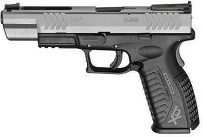 "Springfield Armory XDM Competition 10 Round 45 ACP 5.25"" Barrel 10 Round Semi Automatic Pistol XDM952545S"