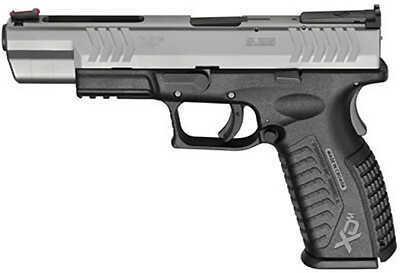 "Springfield Armory XDM 45 ACP 5.25"" Barrel Duo-Tone Competition Semi Automatic Pistol XDM952545SHC"