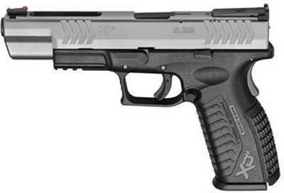 "Springfield Armory XDM 40 S&W 5.25"" Barrel Duotone Competition Semi Automatic Pistol XDM95254SHC"