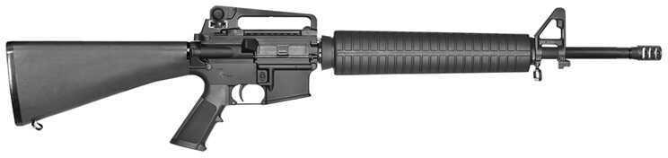 "Stag Arms SA410 Model 4  5.56 NATO/223 Remington  20"" Barrel  10 Round  Post-Ban   Black"