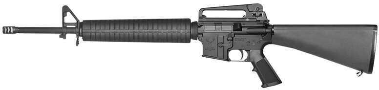 "Rifle STAG ARMS SA4L10 Model 4L 5.56 NATO/.223 Remington 20"" Barrel 10 Round Post-Ban Black LEFT HANDED"
