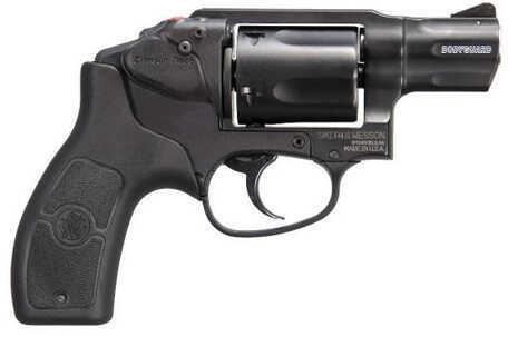 "Smith & Wesson Bodyguard 38 Special 1.9"" Barrel 5 Round Black Rubber Double Action Crimson Trace Laser Revolver 10062"