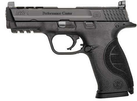 "Smith & Wesson M&P 9 9mm Luger 4.3"" Barrel 15 Round Black Semi Automatic Pistol 10097"