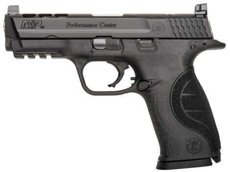 "Smith & Wesson M&P 40 S&W 4.3"" Barrel 15 Round Black Frame Semi Automatic Pistol 10099"