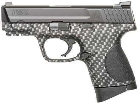 "Smith & Wesson M&P40c 40 S&W Carbon Fiber 3.5"" Barrel 10 Round Black Frame  Semi Automatic Pistol   10138"