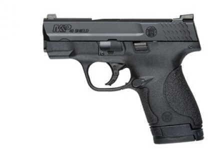 "Smith & Wesson M&P40 Shield 40 S&W 3.1"" Barrel Night Sights 3 Mags Semi-Automatic Pistol 10214"