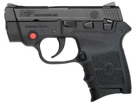 """Smith & Wesson Bodyguard 380 ACP 2.75"""" Barrel Crimson Trace No Manual Safety Semi Automatic Pistol"""