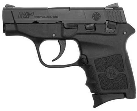 """Smith & Wesson Bodyguard 380 2.75"""" Barrel   Black Melonite Finish    Semi Automatic Pistol    10266"""