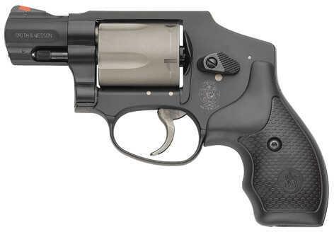 """Revolver Smith & Wesson 340 Pd 357 Magnum 1 7/8"""" Barrel 5 Round Fixed Sight Scandium Titanium 103061"""
