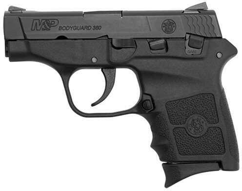 "Smith & Wesson M&P Bodyguard 380 ACP 2.75"" Barrel 6 Round Black Frame Semi Automatic Pistol 109381"