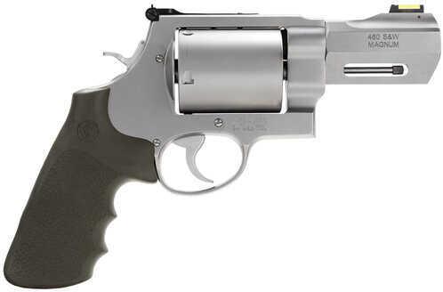 "Smith & Wesson 460 XVR 460 S&W Magnum 3.5"" Barrel 5 Round Stainless Steel Revolver 170350"