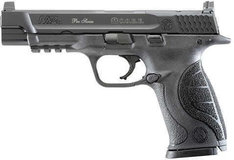 "Smith & Wesson M&P 40L Pro CORE 40 S&W 5"" Barrel 15 Round Polymer Grips Black Finish Semi Automatic Pistol 178059"