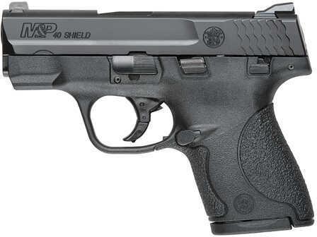 """Smith & Wesson M&P Shield 40 S&W 3.1"""" Barrel 7 Round Black  Semi Automatic Pistol    CA Legal  187020"""