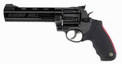 "Taurus M444 Raging Bull 44 Magnum 6.5"" Barrel 6 Round Blued Refurbished Revolver   Z2444061"
