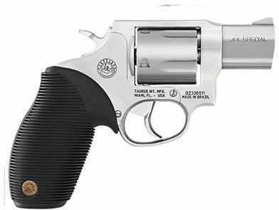 "Taurus 44 Special 2"" Barrel Stainless Steel  5 Round Revolver      Z2445029UL 445Ul"