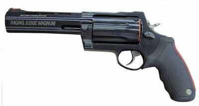 Taurus 513 Raging Judge Magnum 410 Gauge / 45 Long Colt / 454 Casull Refurbished Revolver Z2513061