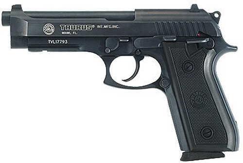 "Taurus PT100 40 S&W 5"" Barrel Fixed Sights 10 Round Semi-Auto Pistol 1100051"