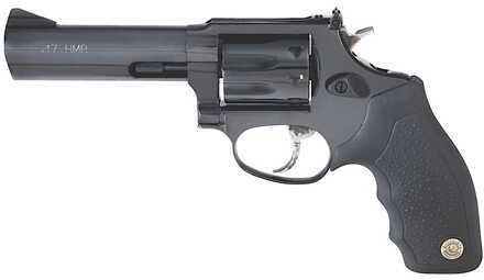 "Taurus Tracker Model 17 Double Action 17 HMR 6.5"" Barrel 7 Round Revolver 2170061"
