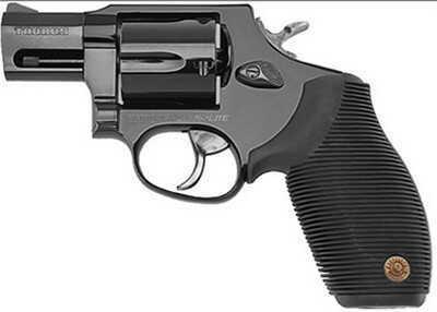 "Taurus 405 40 S&W 2"" Barrel 5 Round Rubber Grip Blued Finish Revolver 2405021"